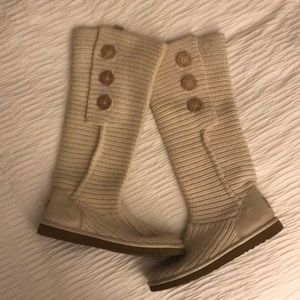 Ugg Classic Cardy Boot - Gently Loved